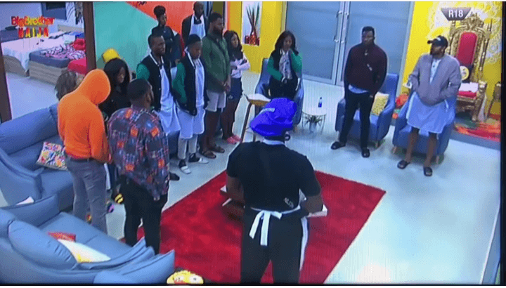 BBNaija 2019: All Housemates Up For Sunday Eviction, See Conditions (Video)