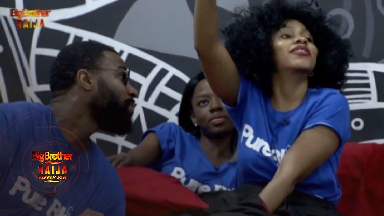 BBNaija 2019: 'I brought vibrator to Big Brother' – Mercy, Tacha, Seyi expose dirty secrets